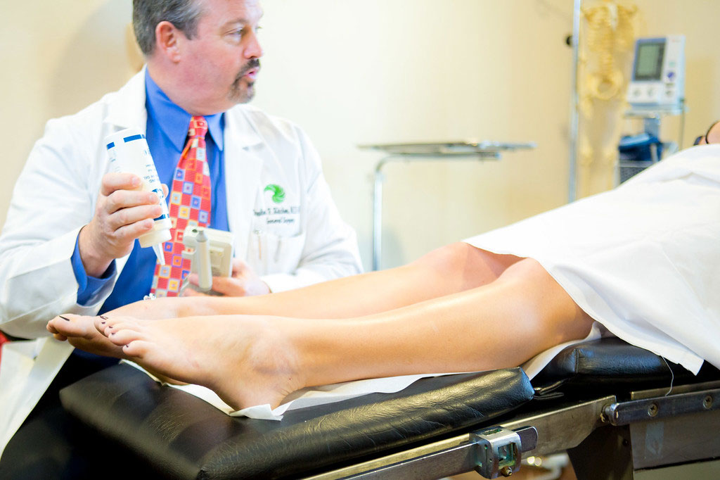 Vein Treatment, Dr. Kitchen Brunswick, GA
